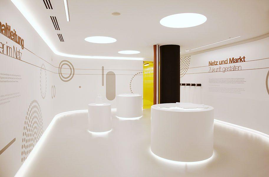 Interieur Showroom TenneT