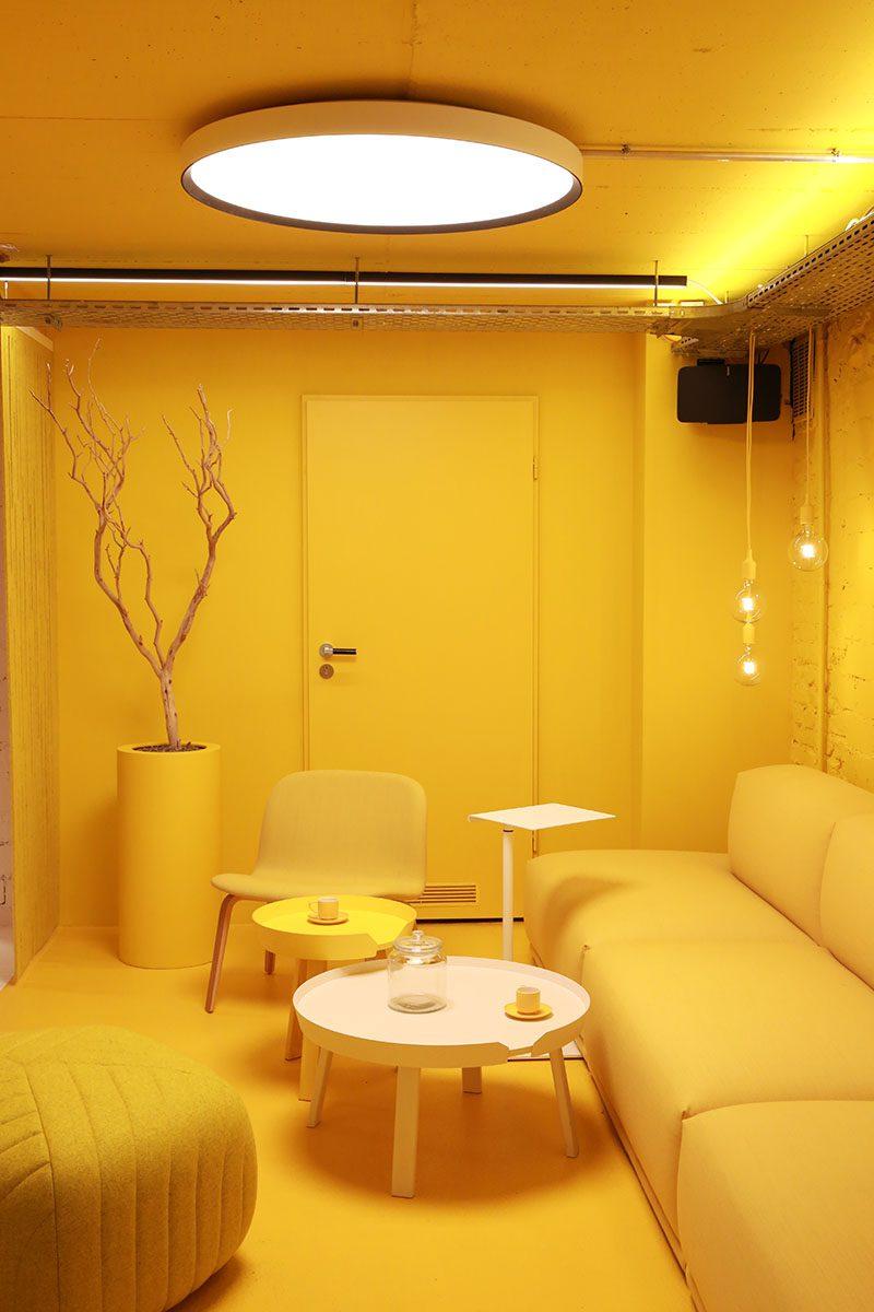 Interieur Showroom Raumhaus
