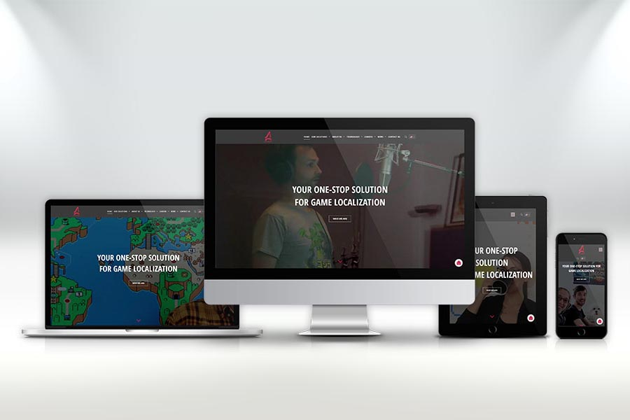 Webdesign Example