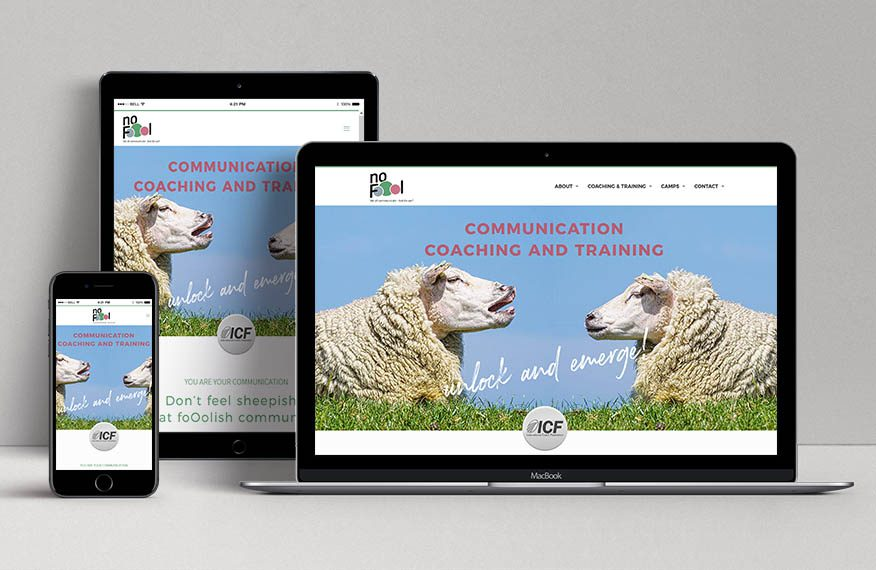 Webdesign No FoOol Communication